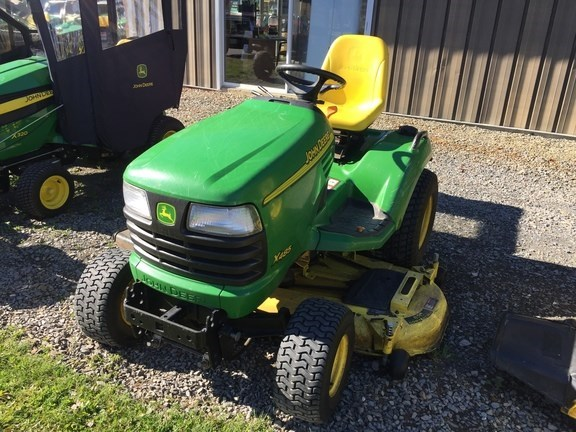 2002 John Deere X485 Riding Mower For Sale