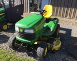 Riding Mower For Sale: 2002 John Deere X485, 25 HP