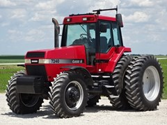 Tractor For Sale 1995 Case IH 7240 , 195 HP