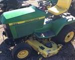 Riding Mower For Sale: 1999 John Deere 445