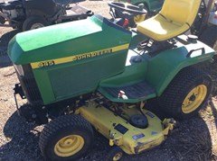 Riding Mower For Sale 1999 John Deere 445