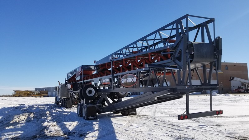 2017 Superior 36X125PS Conveyor - Stacking For Sale