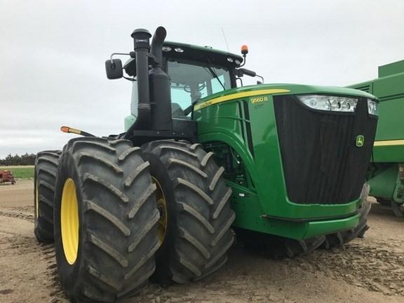2014 John Deere 9560R Tractor For Sale