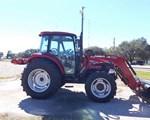 Tractor : Case IH FARMALL 75C, 74 HP