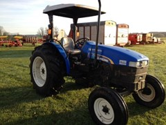 Tractor For Sale 2012 New Holland 75 , 75 HP