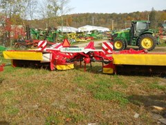 Mower Conditioner For Sale 2012 Pottinger V10/351
