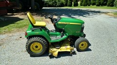 Riding Mower For Sale 2008 John Deere X729 , 27 HP