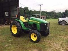 Tractor For Sale 2008 John Deere 4105 , 41 HP