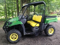 Utility Vehicle For Sale 2015 John Deere XUV 550 GREEN