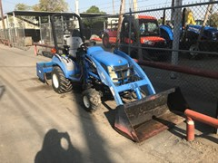 Tractor - Compact For Sale New Holland TZ24D , 23 HP