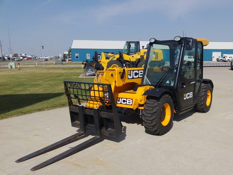 2017 JCB 525-60 Forklift For Sale