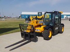 Forklift For Sale:  2017 JCB 525-60