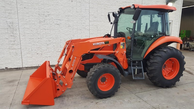 2016 Kubota M7060HDC12 Tractor For Sale