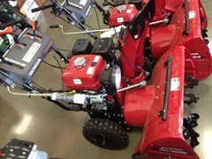 Snow Blower For Sale 2013 Honda HS928WAS