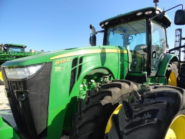 2012 John Deere 8335R Tractor For Sale