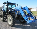 Tractor For Sale: 2012 New Holland T6070 Plus, 140 HP