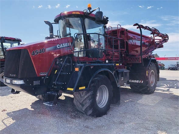 2016 Case IH TITAN 4540 Floater/High Clearance Spreader For Sale