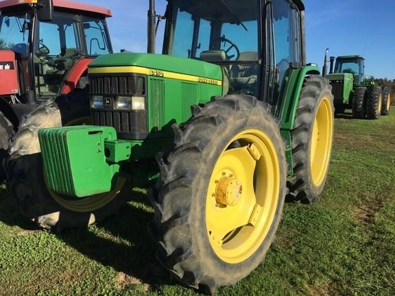 2001 John Deere 6410 Tractor For Sale