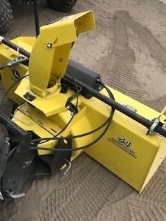 2017 John Deere 54SB Snow Blower For Sale