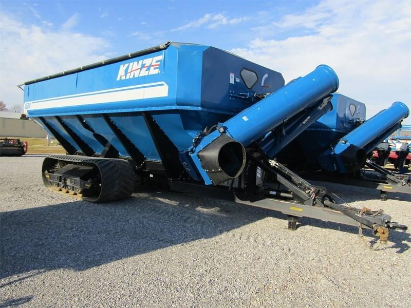 Kinze 1500 Grain Cart For Sale