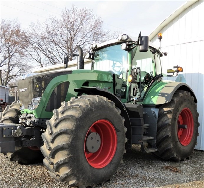 2012 Fendt 930 VARIO TMS Tractor For Sale
