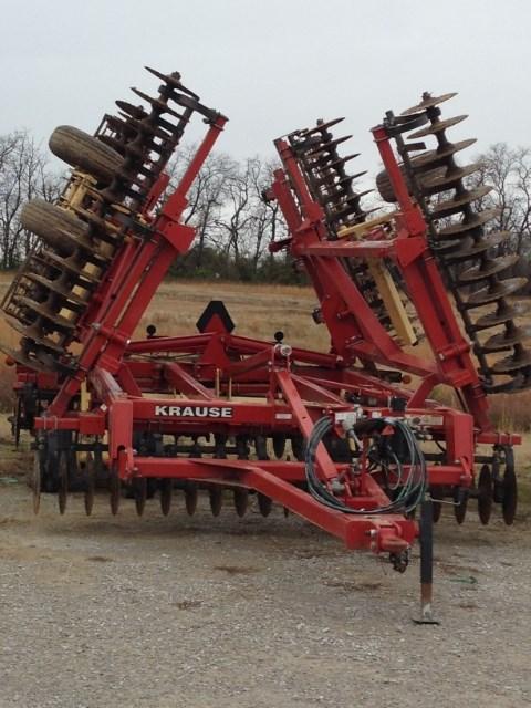 2012 Krause 8000-30 Tillage For Sale