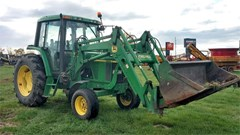Tractor For Sale John Deere 6310 , 99 HP
