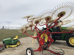 Hay Rake For Sale:  2008 Enorossi RT