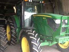 Tractor For Sale 2014 John Deere 6150M , 150 HP