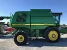 Combine For Sale:  2002 John Deere 9650 STS