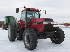 Tractor For Sale 1990 Case IH 7140 , 197 HP
