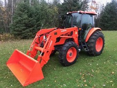 Tractor For Sale:  2015 Kubota M8560HDC