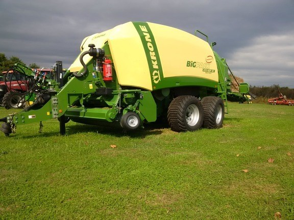 Krone BP870HDPXC Baler-Big Square For Sale