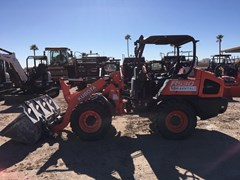 Wheel Loader :  Kubota R530R41