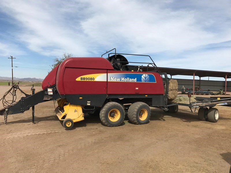 2011 New Holland BB9080 Baler-Big Square For Sale