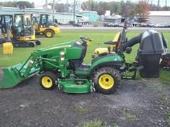 Tractor For Sale 2011 John Deere 1026R , 26 HP