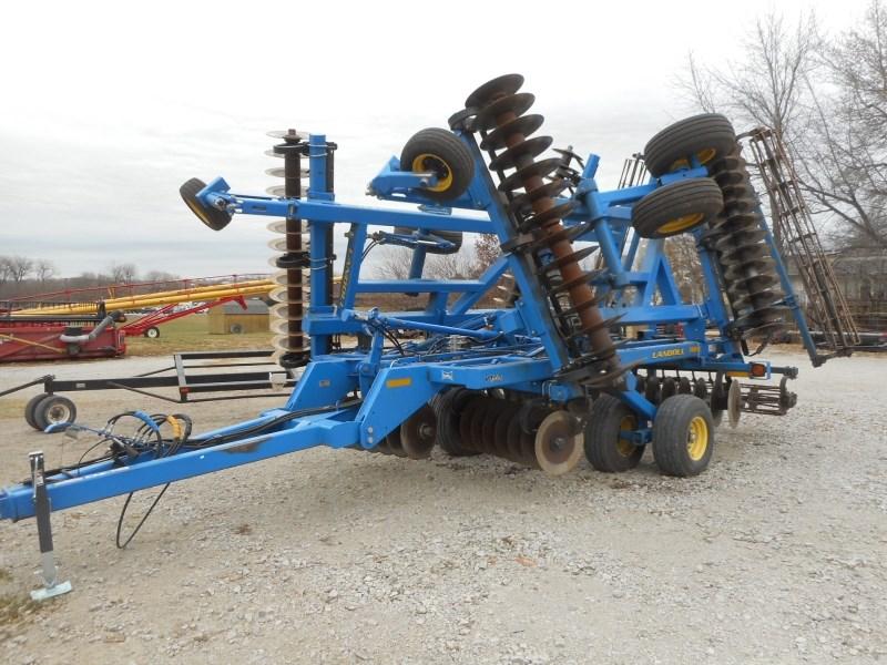 2010 Landoll 7431-26 Vertical Tillage For Sale