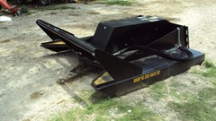 "Skid Steer Attachment For Sale:  Other 72"" extreme duty hyd. brush cutter w/ mulching tee"
