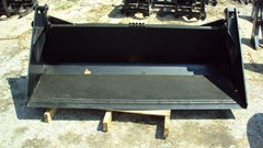 "Skid Steer Attachment For Sale:  Other New heavy duty 72"" 4 in 1 bucket"