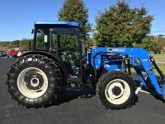 Tractor For Sale 2008 New Holland TN95DA , 80 HP