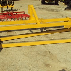Atlas New 3pt heavy duty 10ft land leveler / bionic grad Box