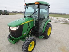 Tractor - Compact For Sale 2017 John Deere 3039R , 39 HP