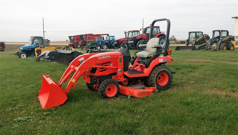 2007 Kubota BX2350 Tractor For Sale