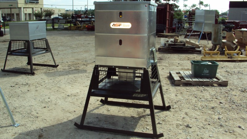 Other New 600lbs. stand and fill broadcast feeder Misc. Sport/Utility For Sale
