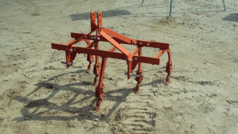Atlas New 3pt one row rigid shank cultivator Misc. Ag For Sale