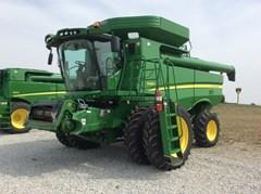 Combine For Sale 2012 John Deere S660