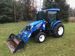 Tractor For Sale:  2015 New Holland BOOMER 54
