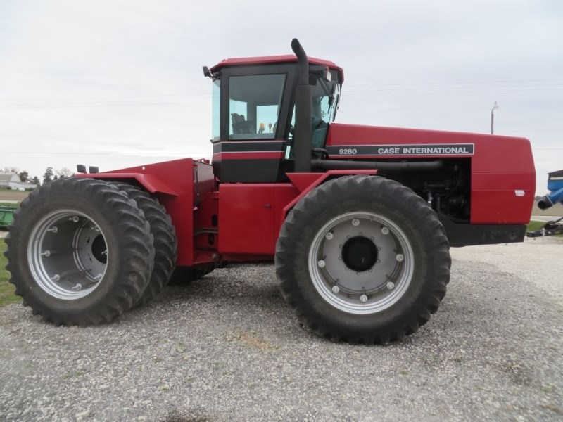 1991 Case IH 9280 Tractor For Sale