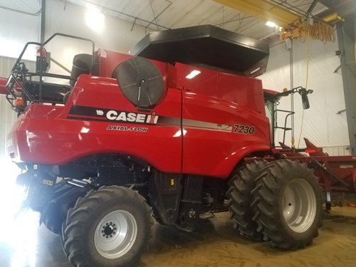 Combine For Sale:  2013 Case IH 7230