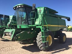 Combine For Sale 2000 John Deere 9650 STS